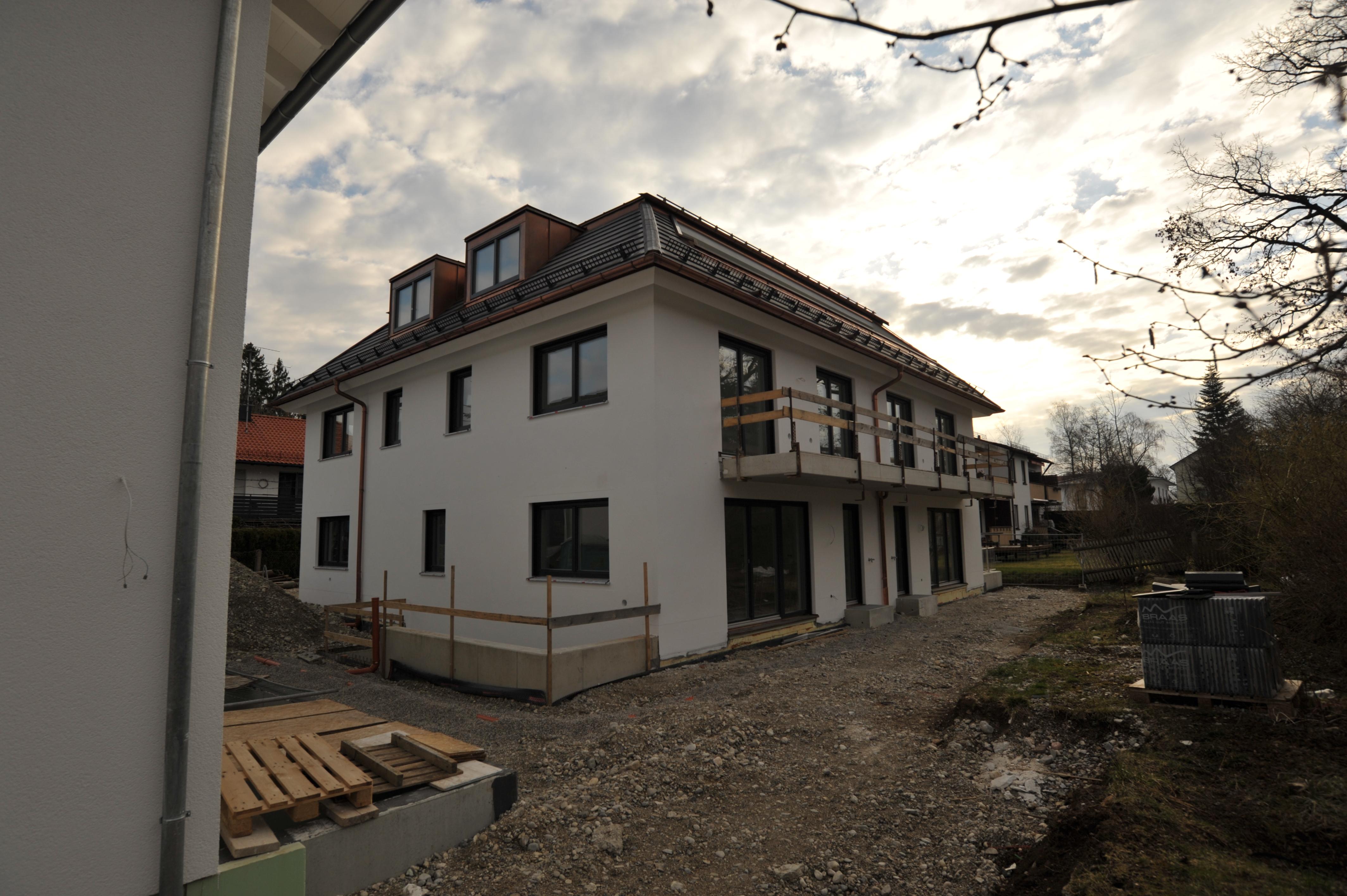 Baufirmen München projekte neubau sanierung modernisierung in münchen bayern